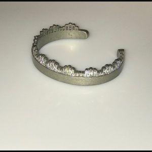 Jewelry - Crystal Bangle Bracelet